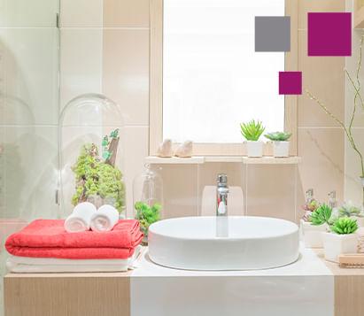 productos para baños hoteleros