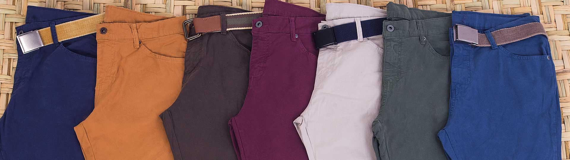 Pantalones Y Bermudas Hombre Moda Almacenes Si
