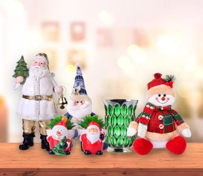 accesorios decorativos para navidad todo el año