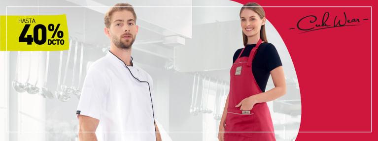 Uniformes para cocina y atencion a la mesa - Almacenes Si