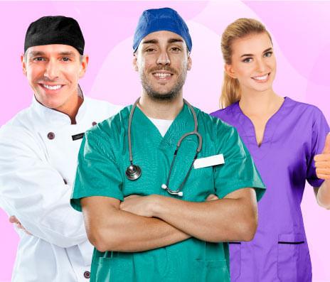 uniformes profesionales