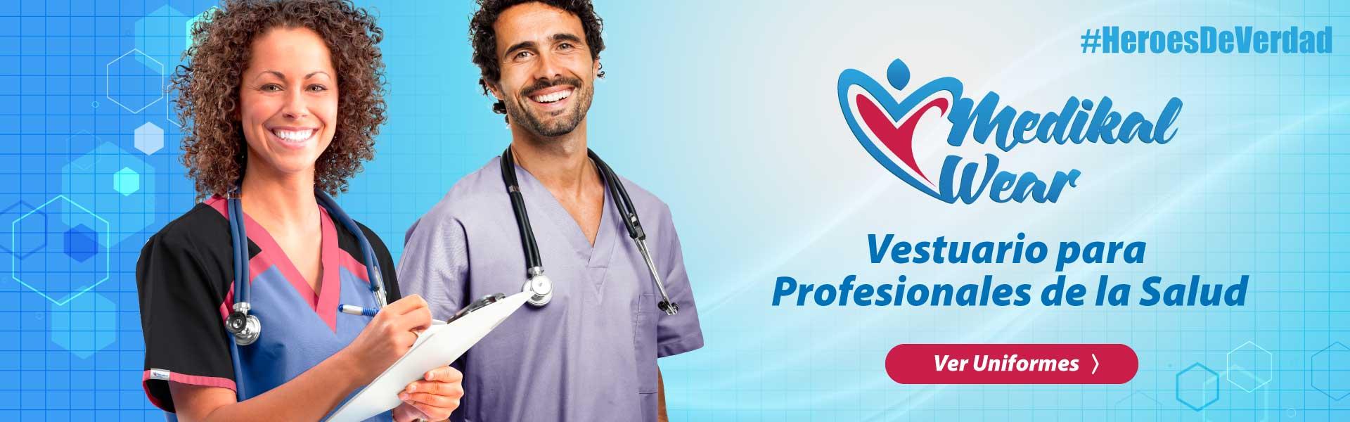 uniformes profesionales - salud y cuidado
