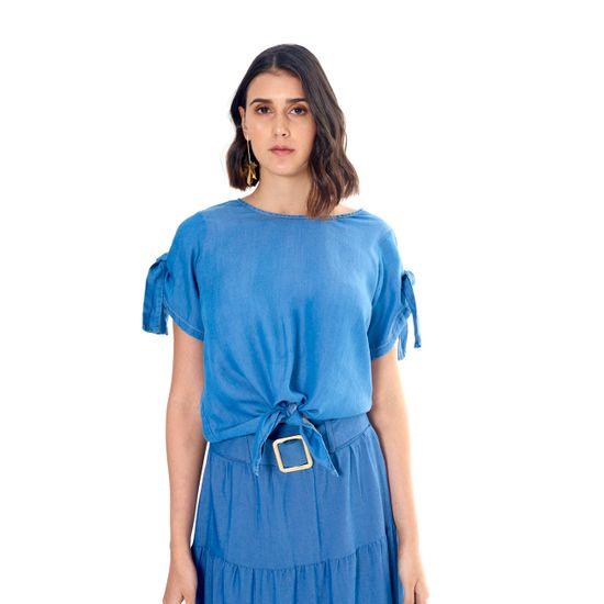 ropa-mujer-blusamangacorta-253984-7103-azulindigo_1