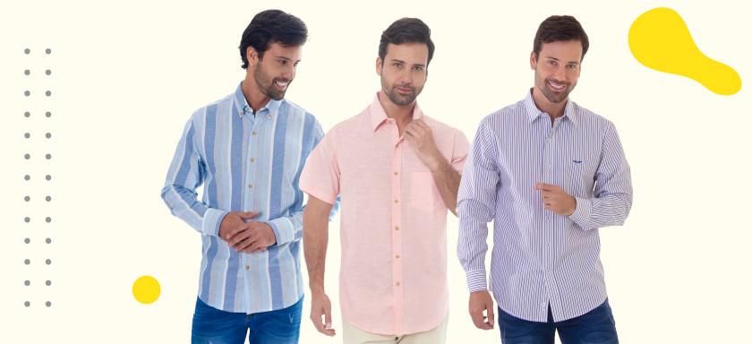 Camisas para hombre- Almacenes Si