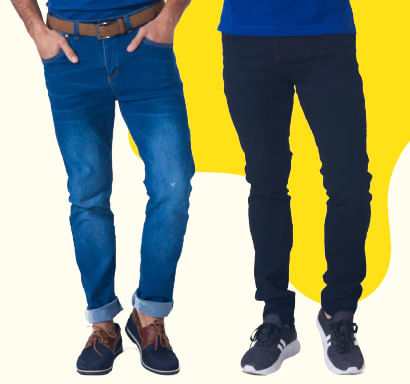 Jeans para hombre - Almacenes Si