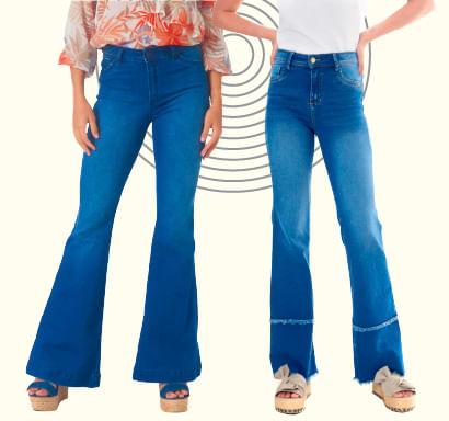 Jeans para mujer- Almacenes Si