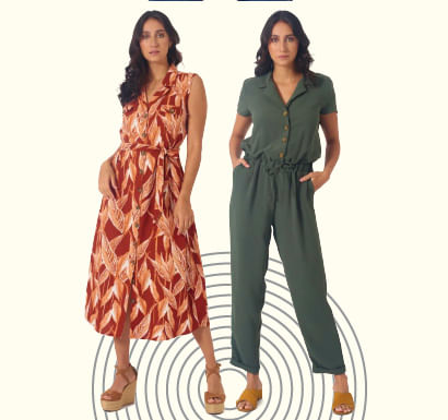 Vestidos para mujer- Almacenes Si