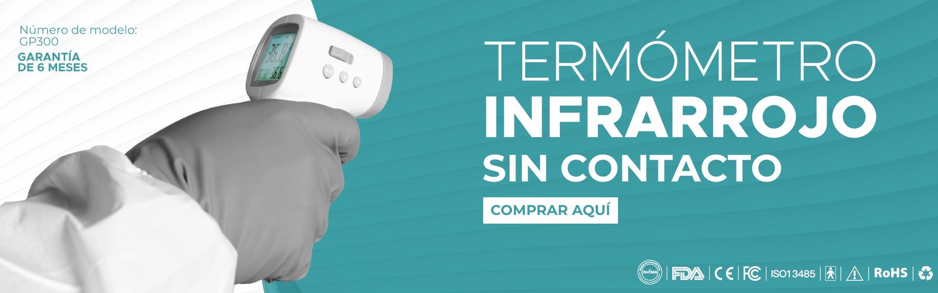 Termometro infrarrojo - Si
