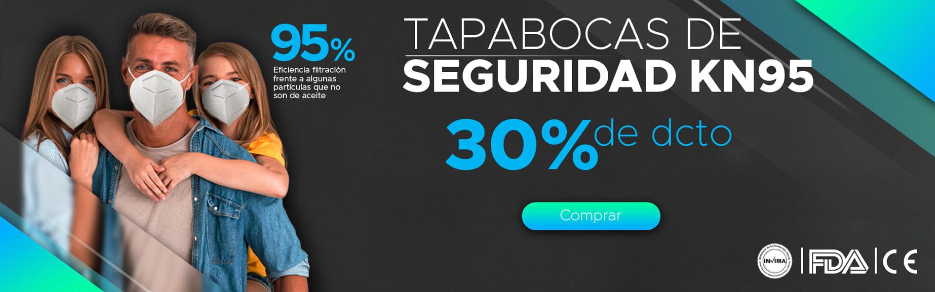 Tapabocas Unisex - Almacenes Si